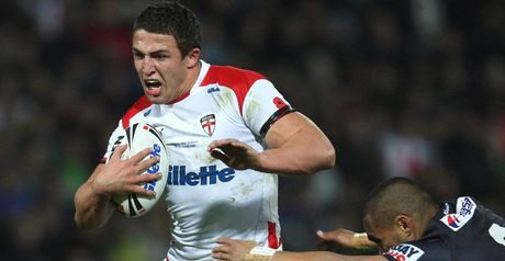 Burgess: 'Never an issue'