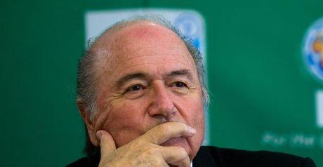 Blatter: Apologised