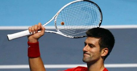 Djokovic: Says top two are under threat