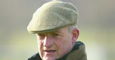 Willie Mullins: Double-handed in feature race
