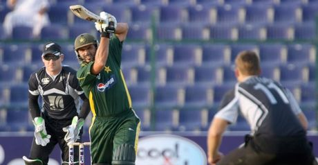 Afridi: Fine all-round performance
