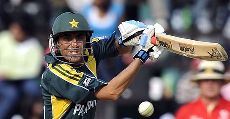 Younis: back on board