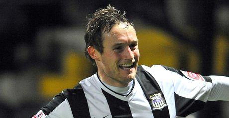 Davies: Fantastic free-kick