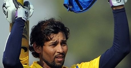 Dilshan: Fifth ODI century