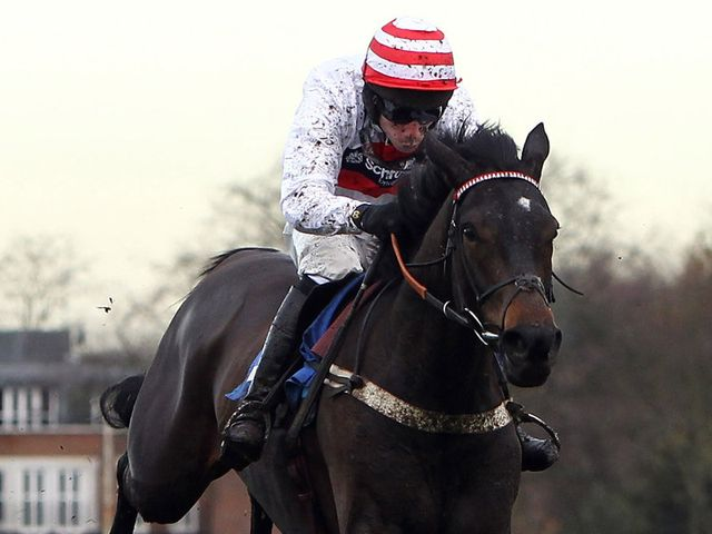 Manyriverstocross: Wayne&#39;s ride in the Betfair Hurdle
