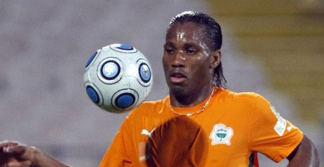 Drogba: Improved
