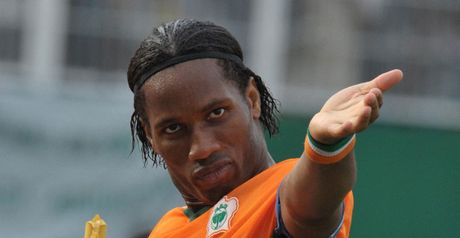 Drogba: Heavy weight of expectation