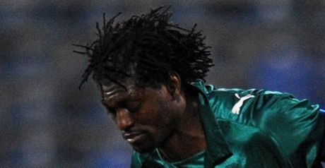 Emmanuel Adebayor: Says three points against Algeria is pivotal