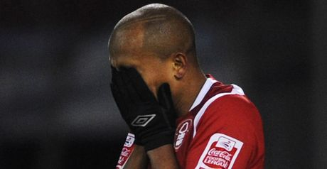 Earnshaw: Fired over from the spot