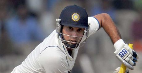 Laxman: Ruled out of second Test