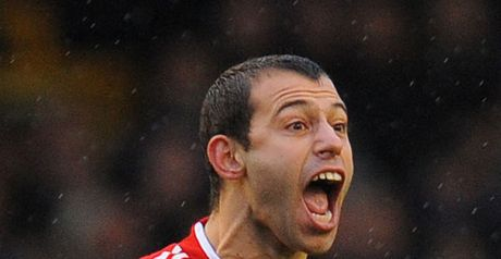 Mascherano: Admired by Benitez