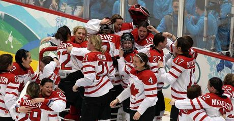 Unbelievable: Canada celebrates