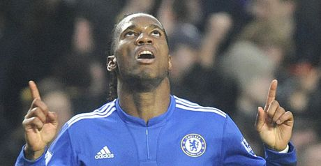Drogba: Respected by Wenger