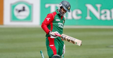 Tamim: Injury scare