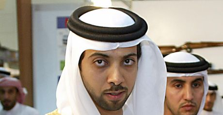 Sheikh Mansour: Not happy with Tevez incident