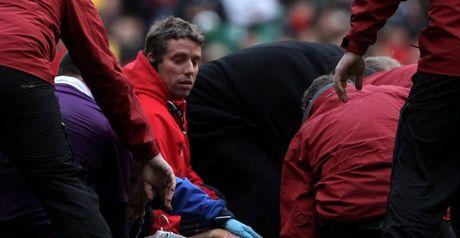 Evans: Serious injury