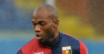 Suazo: Has rejoined Cagliari on one-year deal