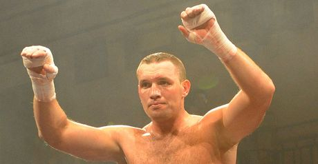 Albert Sosnowski: Joins field for Betfair Prizefighter International Heavyweights III