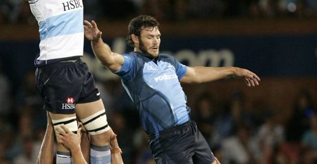 Roussouw: To make 100th appearance