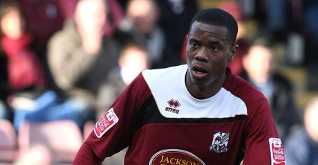 Davis: Staying at Northampton