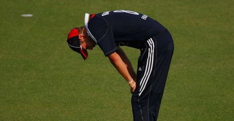 Broad: experiencing back problems