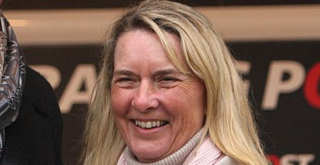 Sue Smith: Won the Grade Two hurdle at Kelso