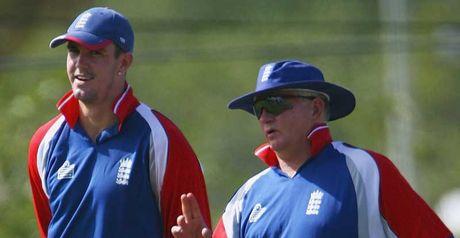 Pietersen and Fletcher