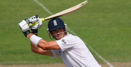 Pietersen: Was set for big knock