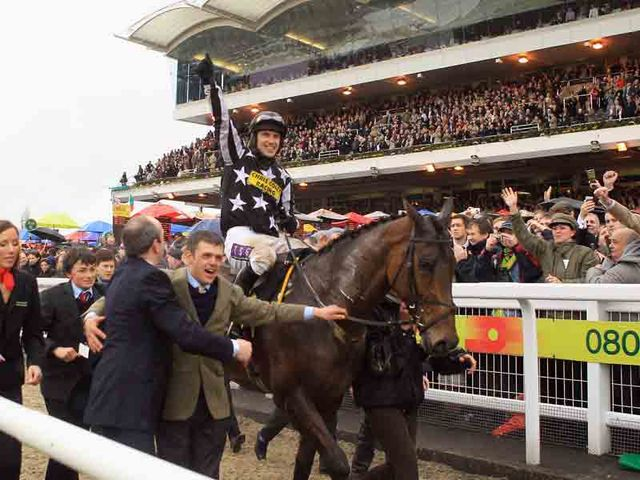 Imperial Commander: Can make winning return to action