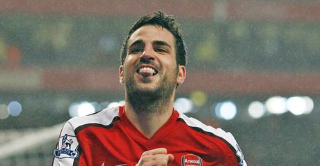 Fabregas: not bigger than the club