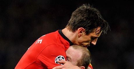 Neville: Rooney boost