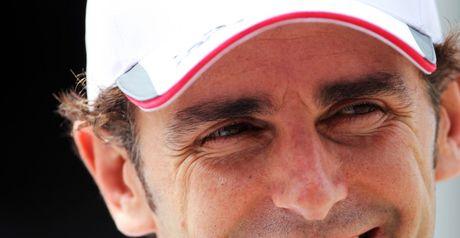 De la Rosa: testing for Pirelli