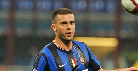 Thiago Motta: The Inter Milan midfielder could be set to join PSG before the end of the month