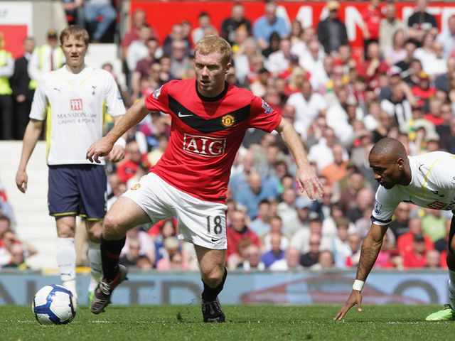 Scholes - turned down England return.