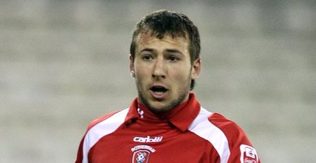 Le Fondre: Scored yet again