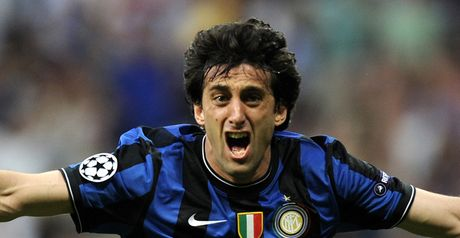 Milito: Set for new deal