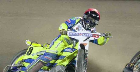 Kenneth Bjerre: Back in the Grand Prix series