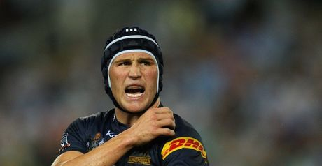 Giteau: Injured