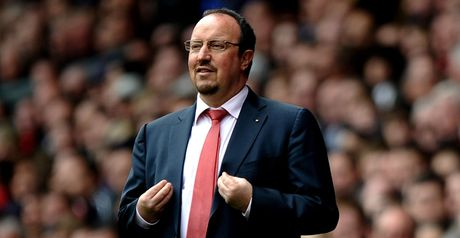 Benitez: Poised for Inter job