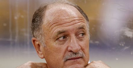 Scolari: Committed to Palmeiras