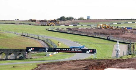 Donington: Superbikes return