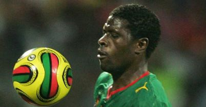Mohammadou Idrissou: Has been left out of Cameroon's final 23-man squad