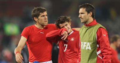 Barnetta: Swiss weren't good enough