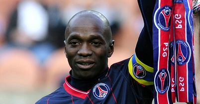 Makelele: Returning to one of his former clubs to inject his football experience