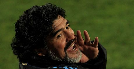 Maradona: Is he the new Special One?