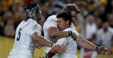 England tryscorer Ben Youngs