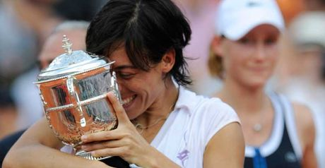 Schiavone: French Open champion