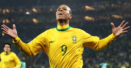 Luis Fabiano: The Brazil striker says he was held back from making Premier League move