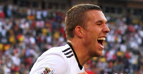 Podolski: Germany scare