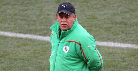 Saadane: Resigned from Algeria
